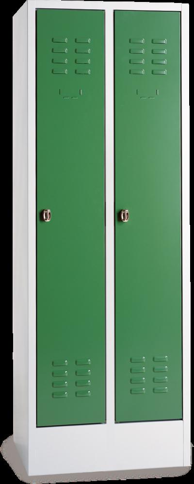garderobenschrank top premium h he 1800 breite 450 tiefe 500 sozialraum garderobenschr nke. Black Bedroom Furniture Sets. Home Design Ideas