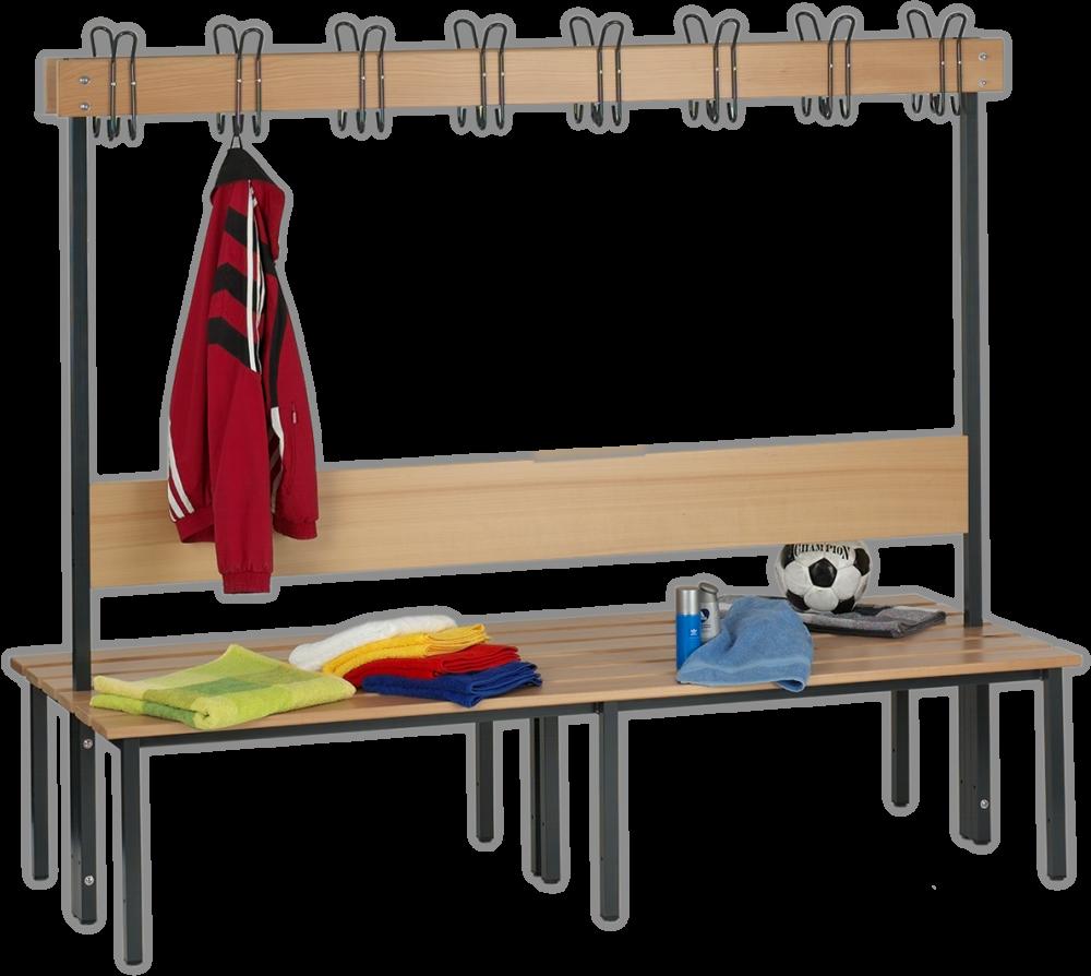 sitz und garderobenschrank mit buchenholzleisten ohne schuhrost top premium h he 1650 breite. Black Bedroom Furniture Sets. Home Design Ideas